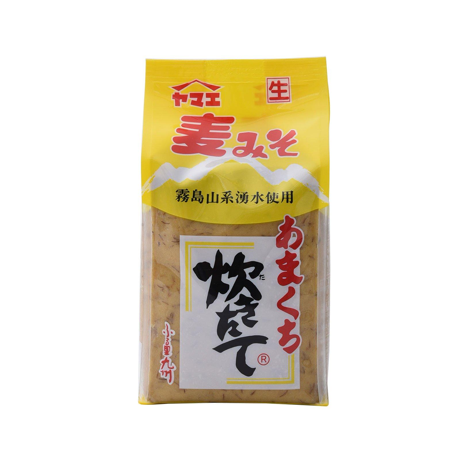 Yamae food freshly cooked wheat 1000g