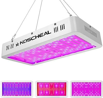 2000W LED Grow Light Hydroponic Full Spectrum Veg Flower Plant Lamp Panel GT