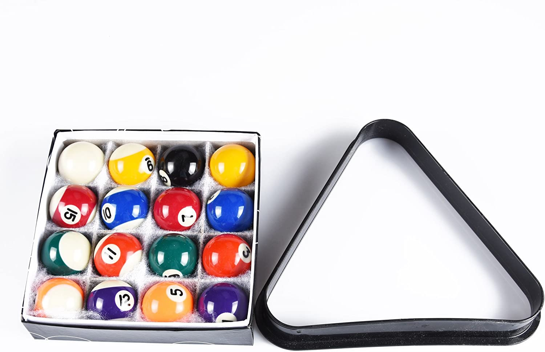 FAST SHIP 1.75  1 3//4 inch SMALL Pool rack triangle billiard pool USA Seller
