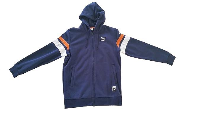 Puma Herren Sweatshirt Hoody Pullover Jacke mit