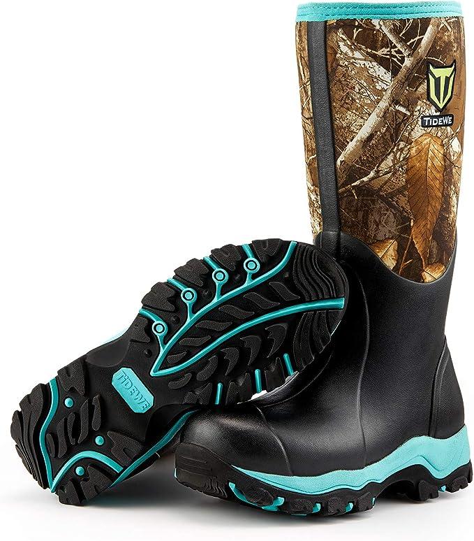 TIDEWE Waterproof Hunting Boot