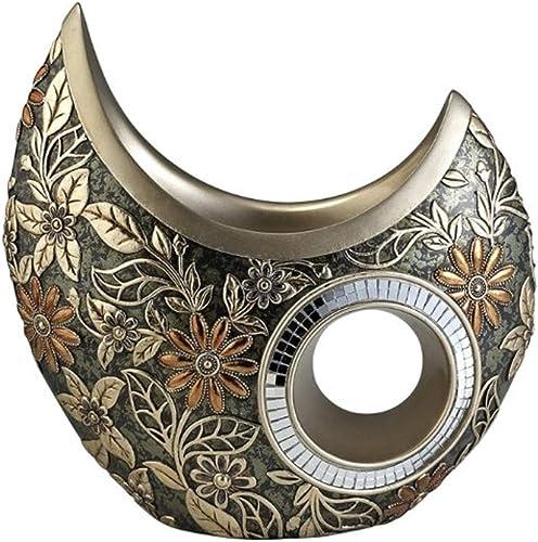 ORE International K-4238-V1 Chrysanthemum Decorative Vase