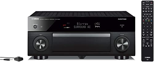 Yamaha AVENTAGE RX-A1080 7.2-Channel Network AV Receiver