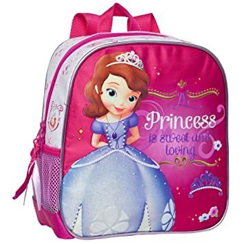 c1cd520022b Disney Mochila Infantil Princesa Sofia
