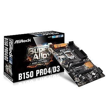 ASRock B150 Pro4/D3 Intel ME Treiber Windows 10