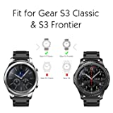 CAGOS Galaxy Watch 46mm/Gear S3 Bands - 22mm