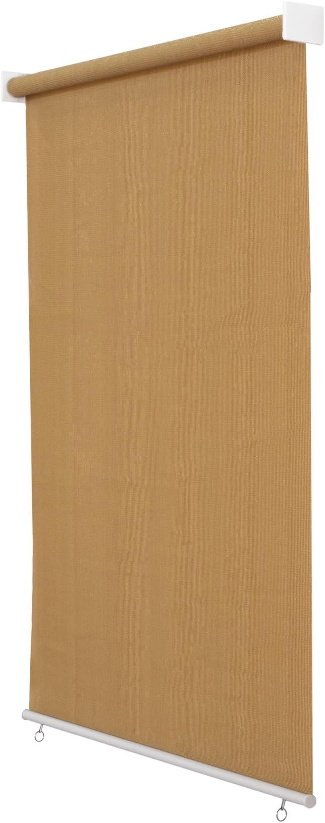jarolift Estor Exterior/Persiana Exterior/Toldo Vertical, 160 x 240 cm(Ancho x Altura) Beige: Amazon.es: Hogar