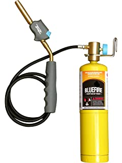 Bernzomatic BZ8250HT Trigger-Start Hose Torch - Propane