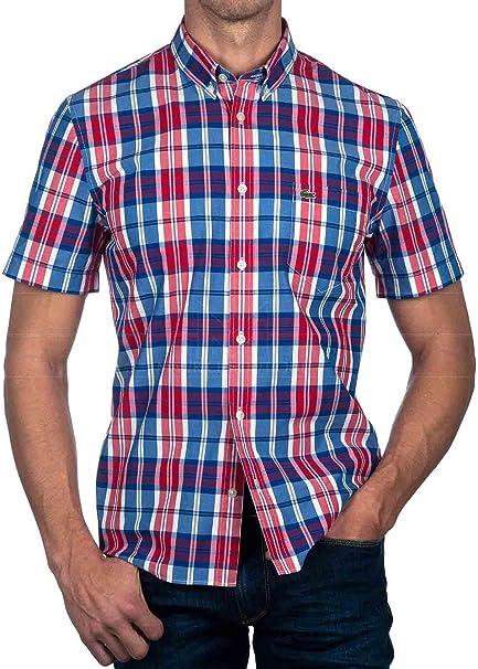 Lacoste Camisa CH1132 38: Amazon.es: Ropa y accesorios