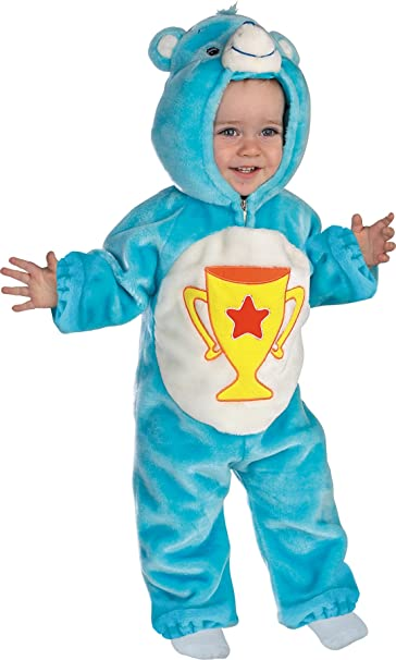 uhc babys care bear champ infant toddler fancy dress child halloween costume