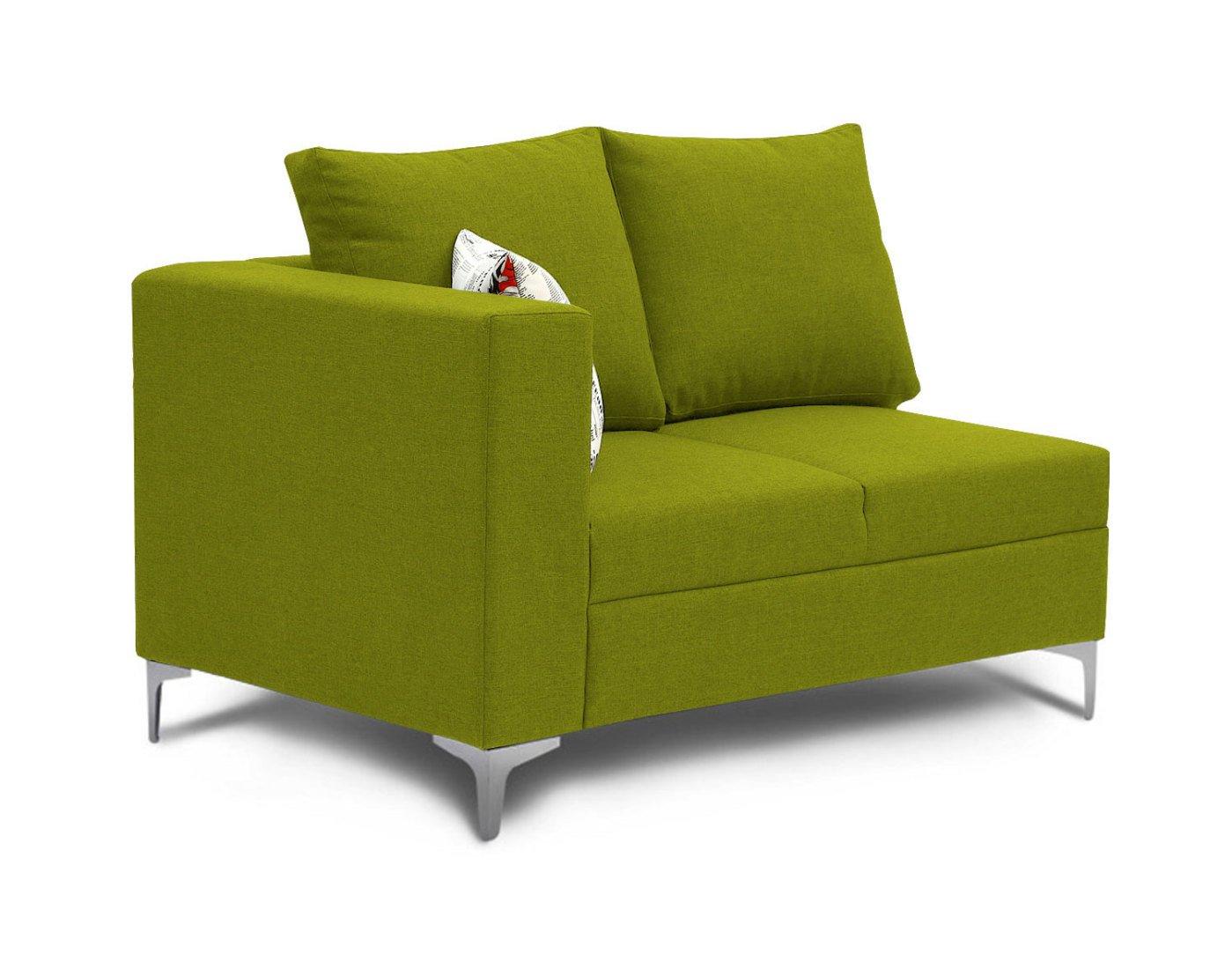 Stoa Paris Two Seater Sofa Parrot Green Amazon In Home Kitchen