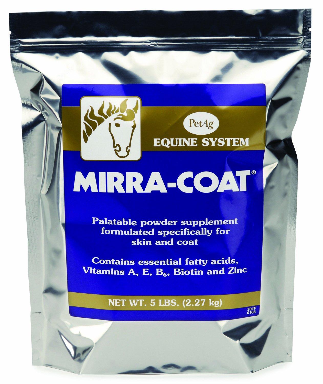 Mirra-Coat Supplement Powder, 5-Pound by Mirra-Coat