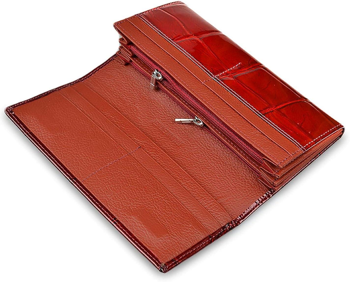 New Women Wallet Genuine Leather Feminine Clutch Wallets handbags