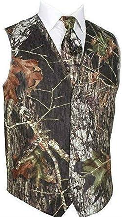 New Camouflage Tuxedo Necktie Formal Wedding Groom Cheap Tie Camo Green Hunting