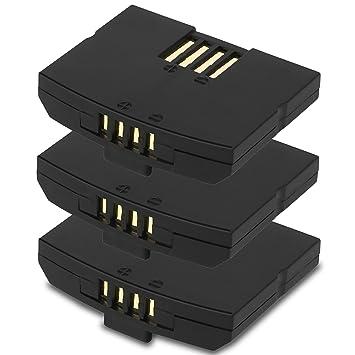 CELLONIC 3X Batería Premium para Sennheiser RS 4200 RR 4200 RR 840 RI 410 IS 410