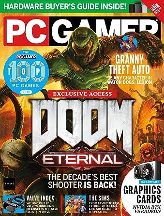 Amazon com: PC Gamer (US Edition): Future Publishing Ltd