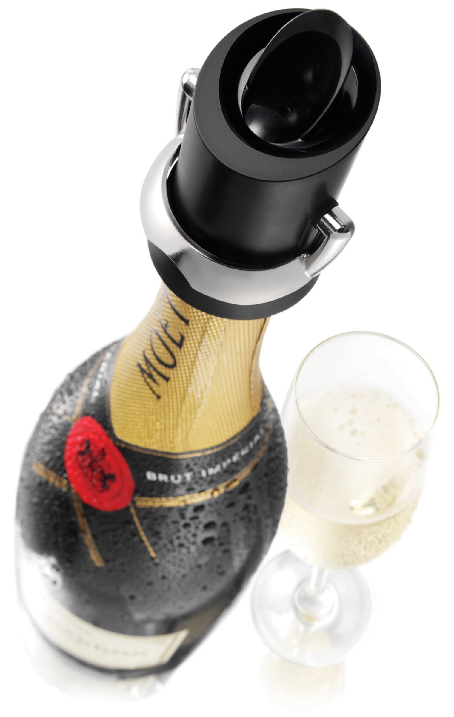 Vacu Vin Champagne Saver and Pourer by Vacu Vin