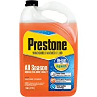 $20 » Prestone AS658 All Season 2-in-1 Windshield Washer Fluid, Year Round, De-Icer +…