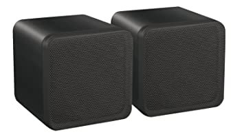 E-audio doble cono gama Mini caja altavoz