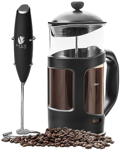 Amazon.com: Bean Envy cafetera de prensa francesa para ...