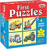 Smart  First Puzzles - Special Vehicles II