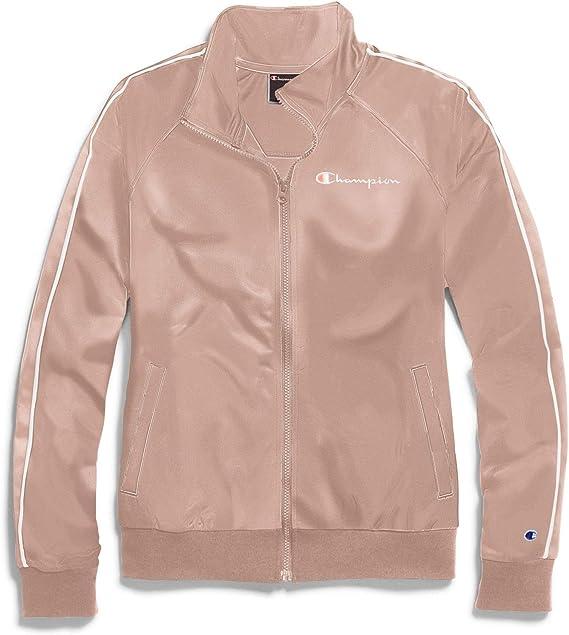 Champion Womens Plus Track Jacket (QJ4352 549707) -Dream Pink -3X ...