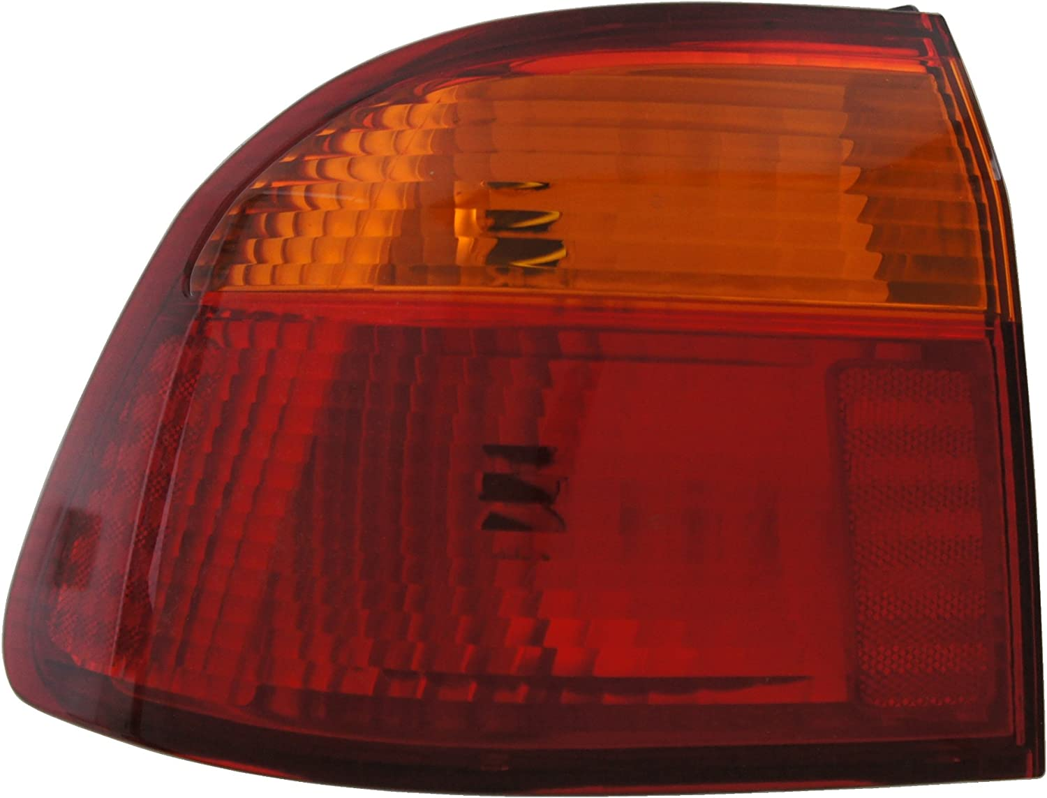 Genuine Honda Parts 33551-S04-A51 Driver Side Taillight Lens//Housing