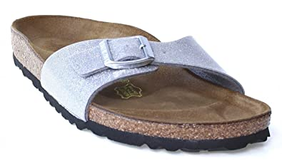 Birkenstock Madrid | Pantolette | magic galaxy silver
