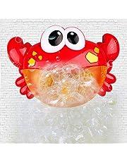 Rolytoy VraiJouet Juguetes del Baño, Máquina de Burbuja Portatil con 12 Música y Burbuja Automática, para Ducha de Niños Baño de Burbujas