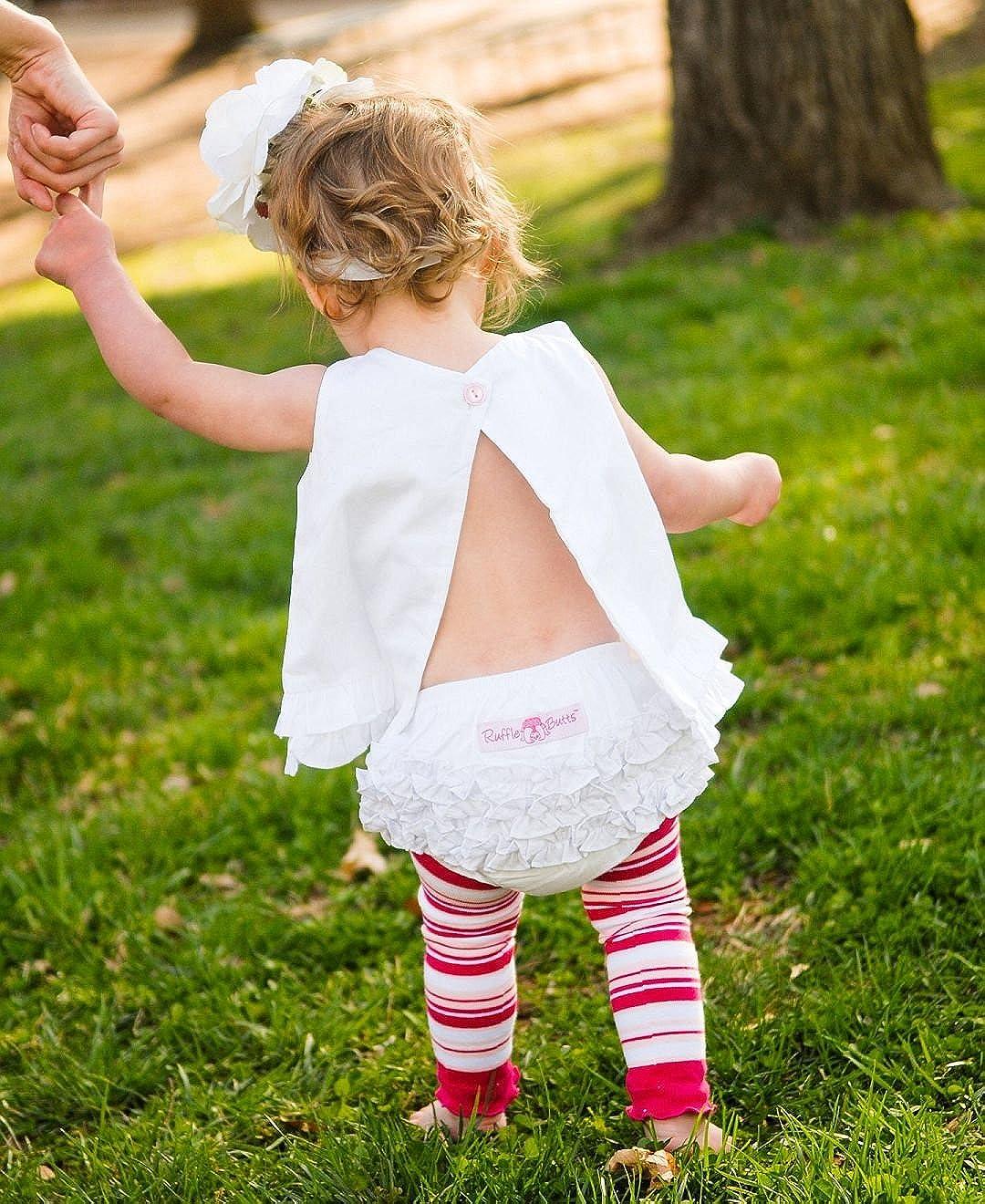Baby girl rufflebutts rompers onesies