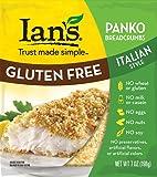 Ian's Italian Panko Breadcrumbs, 7 oz (2 pack)