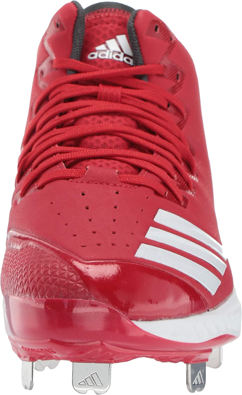 adidas - Icon Bounce Herren Power Red/White/Carbon