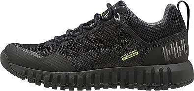 Helly Hansen Pier & Lifestyle, Zapatillas de Senderismo Hombre, Negro (Black/Charcoal/Azid Li), 46 EU