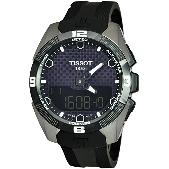Tissot T0914204705100_wt Reloj de pulsera para hombre: Tissot: Amazon.es: Relojes