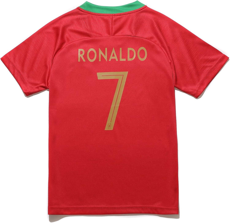 ATB Portugal Ronaldo Heim//Ausw/ärts 18//19 Kinder Trikot Hose mit Socken
