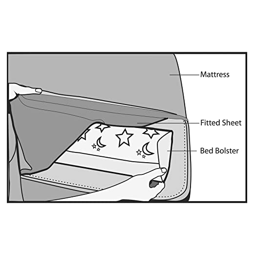 Toddler Bed Rail By One Step Ahead