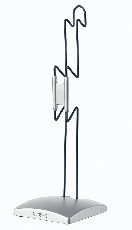 Vivanco ha 300 Soporte para auriculares Plata/Negro: Amazon.es: Electrónica