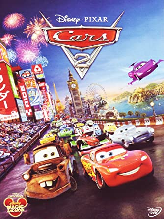 Amazon Com Cars 2 Dvd 2011 Movie Movies Tv
