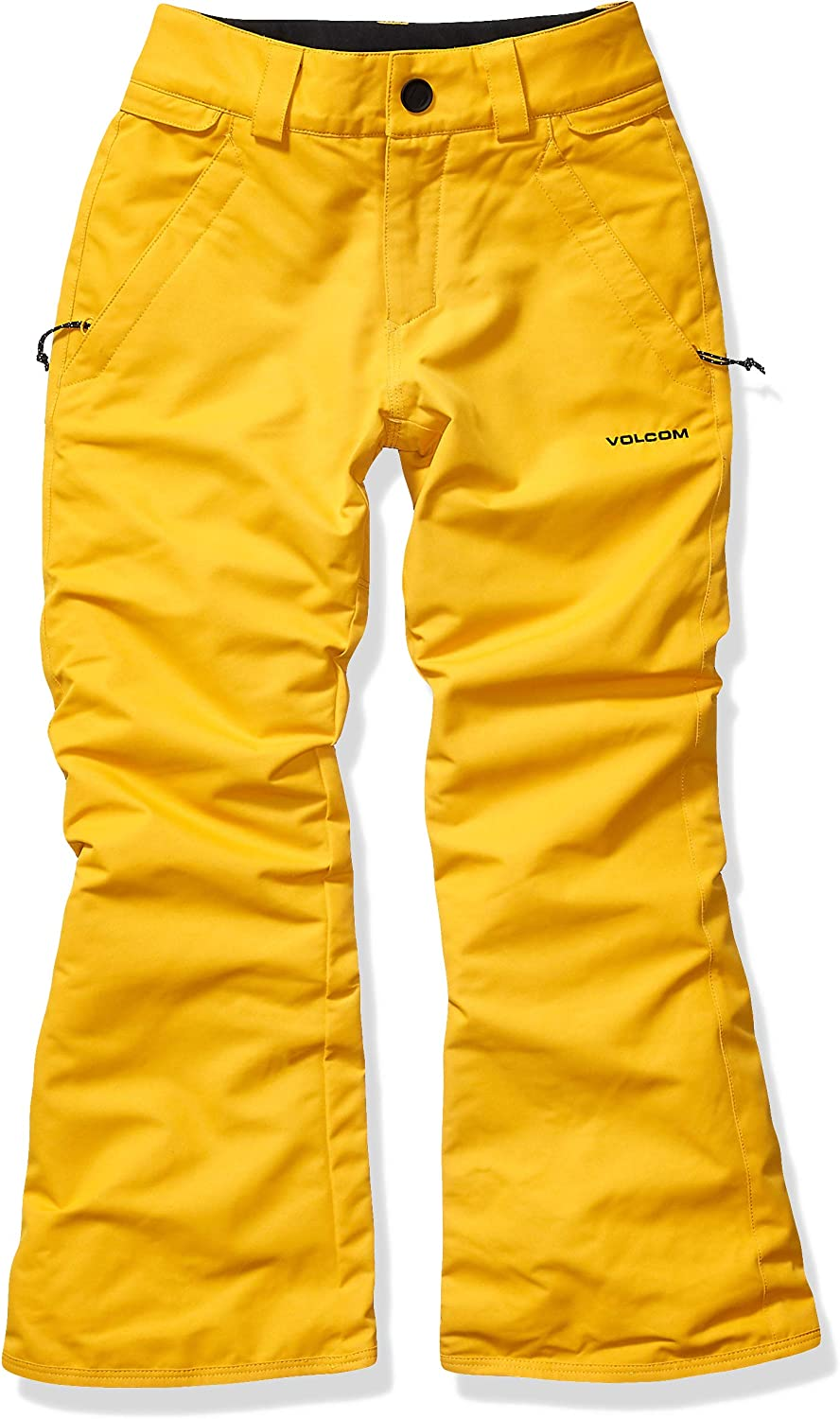 Volcom Big Boys Freakin Relaxed Fit Chino Style Snow Pant
