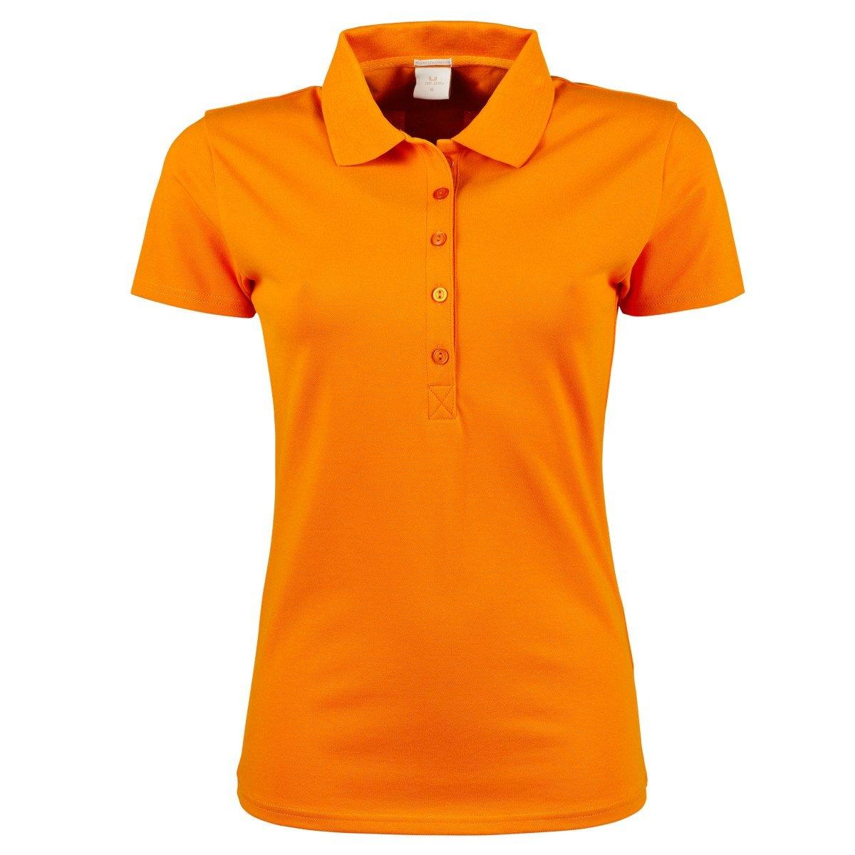 Damen Club PoloshirtTee Jays