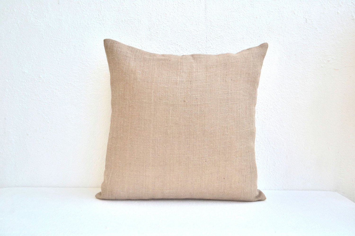 case or your canvas pillow pin burlap cushion cover beleive selfie accent in throw