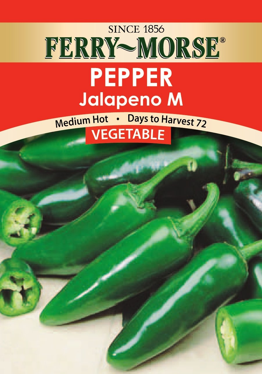 Ferry Morse Jalapeno Pepper Seeds
