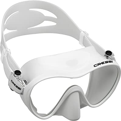 Cressi F1, Scuba Diving Snorkeling Frameless Mask