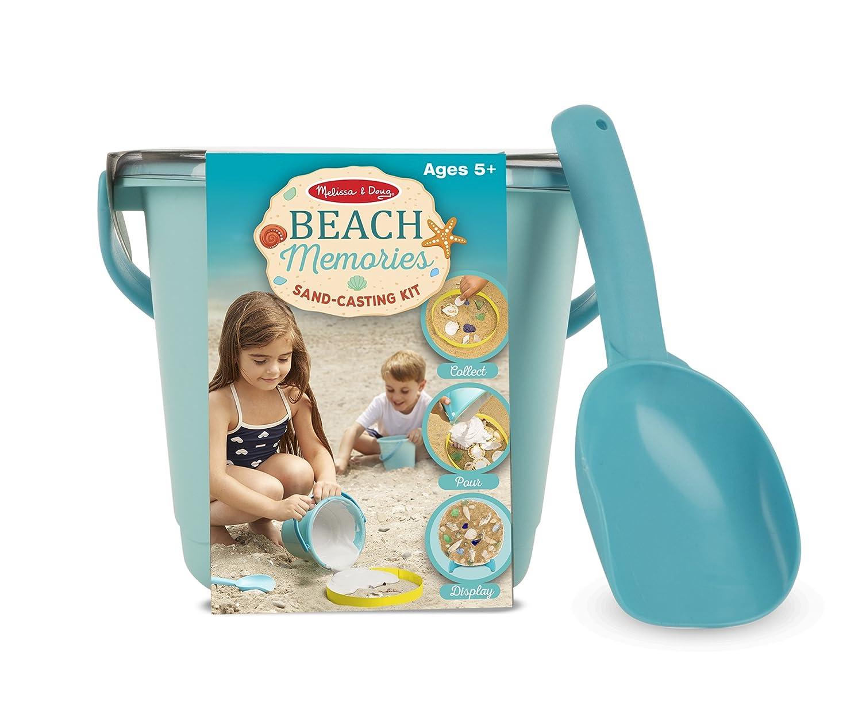 Melissa Doug Beach Memories Sand Casting Kit