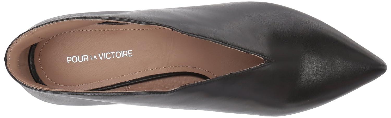 Pour La Victoire Women's Kora Ankle Boot B06XTSH8MX 8.5 B(M) US Black