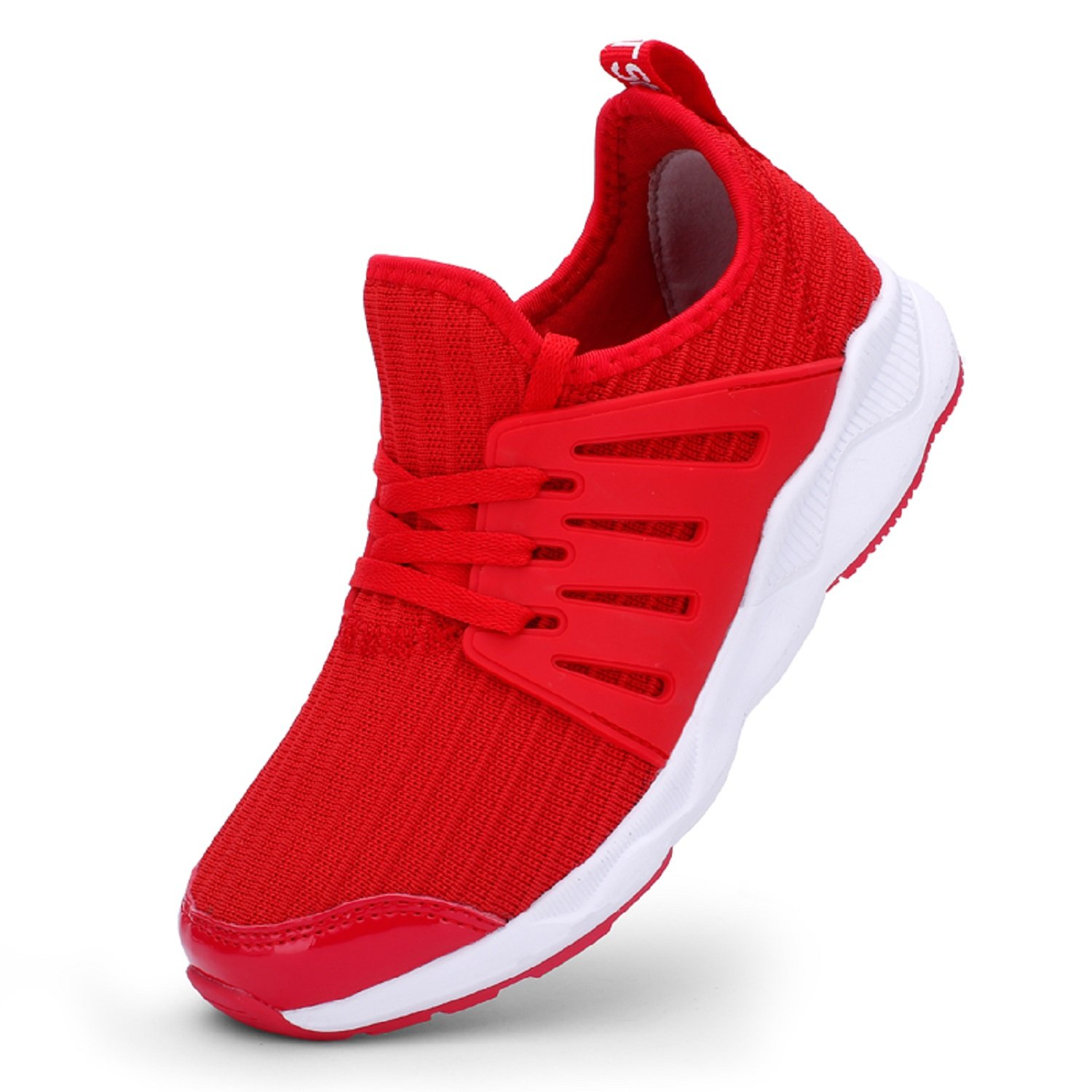 TQGOLD Kids Breathable Walking Running Shoes Boys&Girls Athletic Tennis Shoes Casual Outdoor Trainers