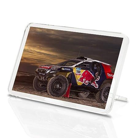 Destination Vinyl Magnets Dakar Rally Car Classic imán para Nevera ...