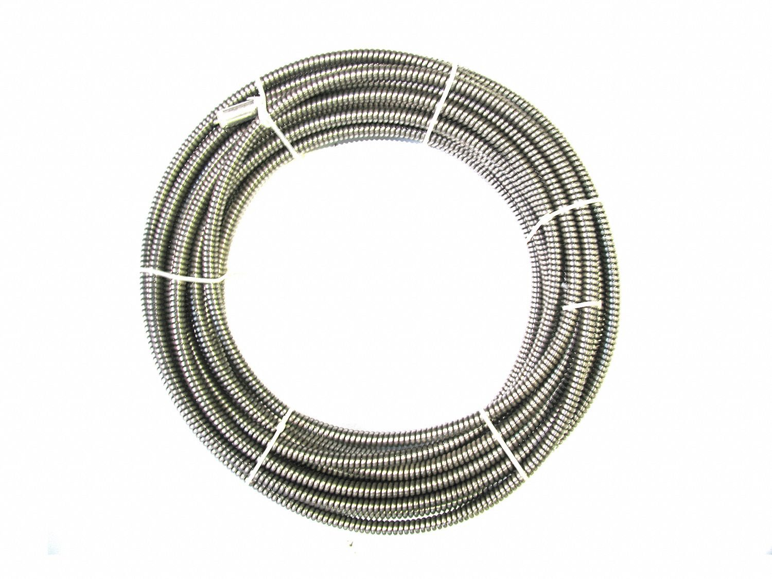 Hollow Core Drain Cleaning Cable 5/8'' x 100 ft.