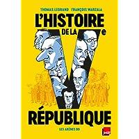 L'Histoire de la Ve République en BD