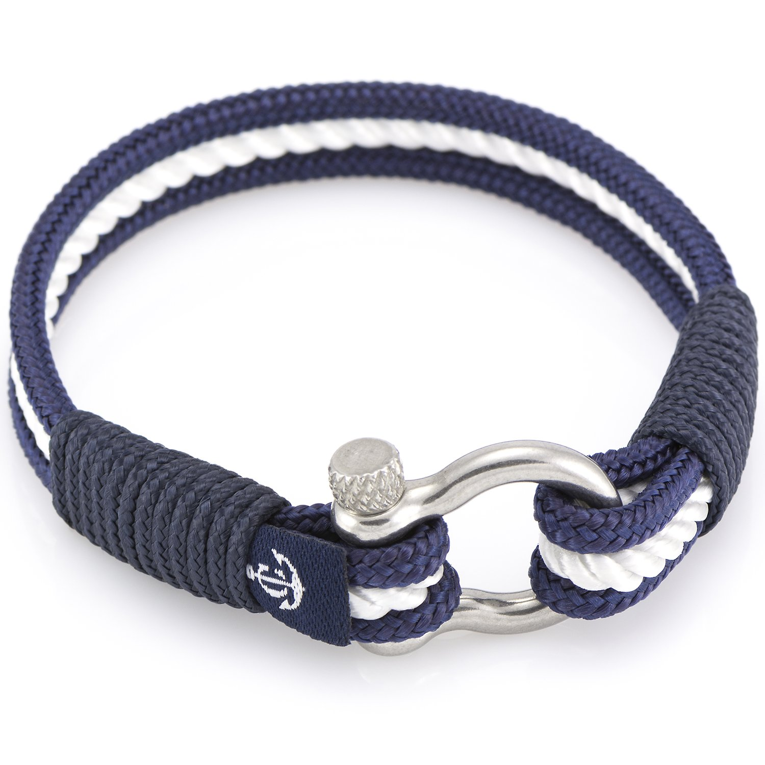 onyx rope il bracelet nautical gkpx listing sailor braceletmens mens fullxfull